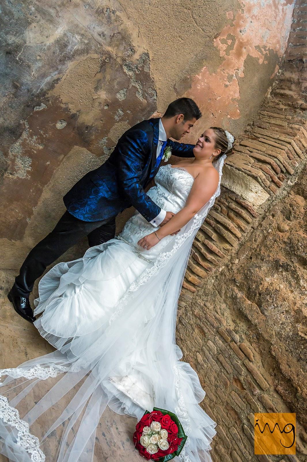 Fotografía de exteriores en la Alhambra