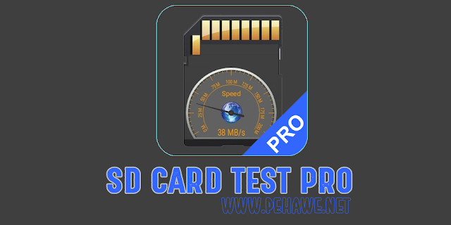 SD Card Test Pro v1.3.1 Apk