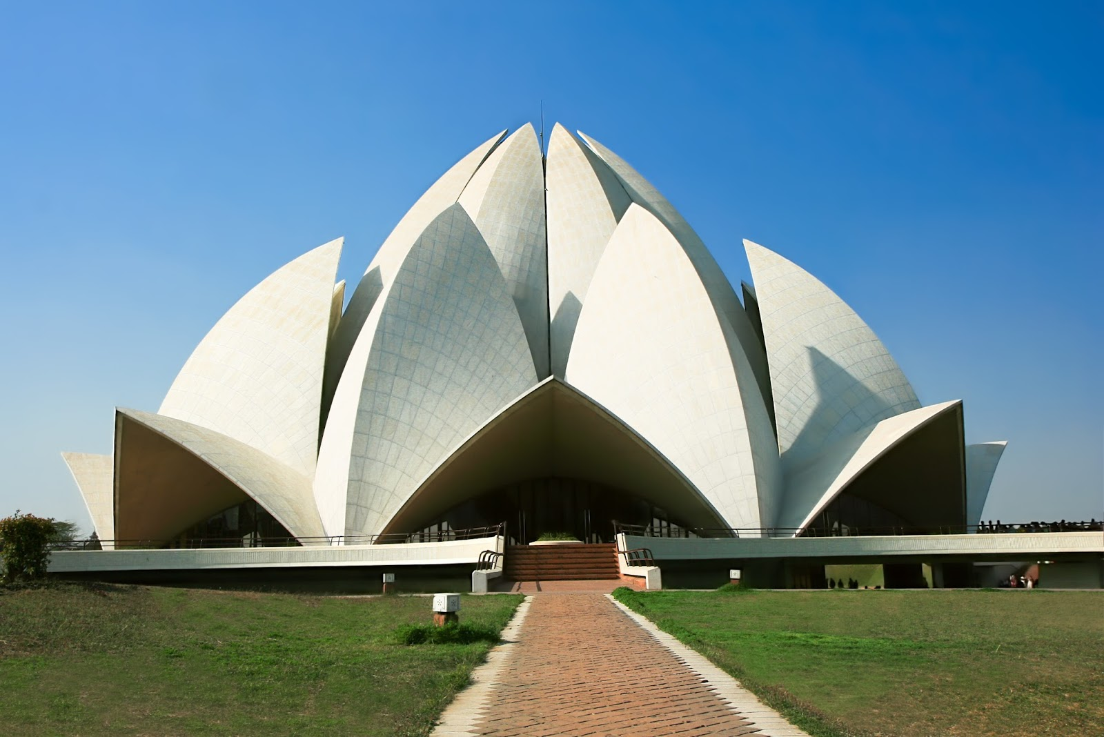 Lotus Temple The Symbol Of Peace And Prosperity Delhi