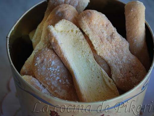 Bizcochos de soletilla sin gluten
