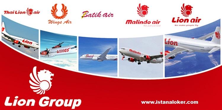 Penerimaan Pegawai Lion Air Group Tahun 2016