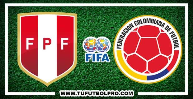 Ver Perú vs Colombia EN VIVO Por Internet Hoy 10 de Octubre 2017