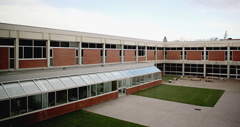 Medicine Hat High School MHHS Modernization