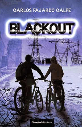 Blackout, de Carlos Fajardo Calpe