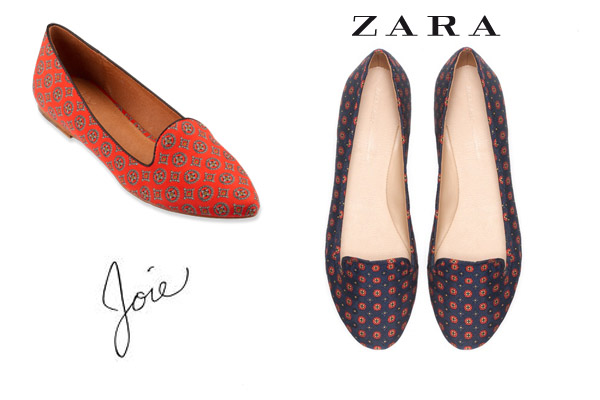 slippers zara