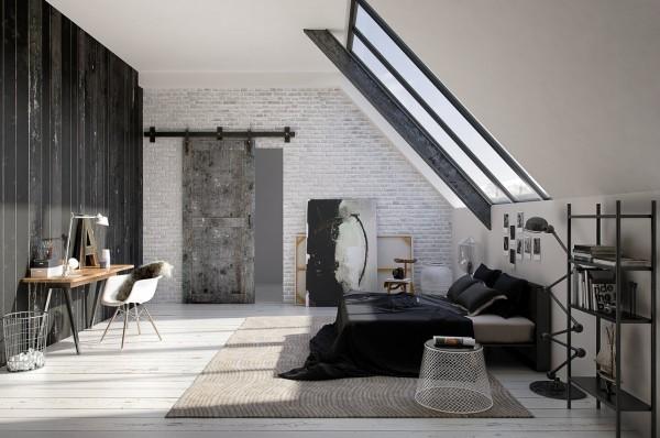 Desain Kamar Tidur Elegan Mewah dan Modern