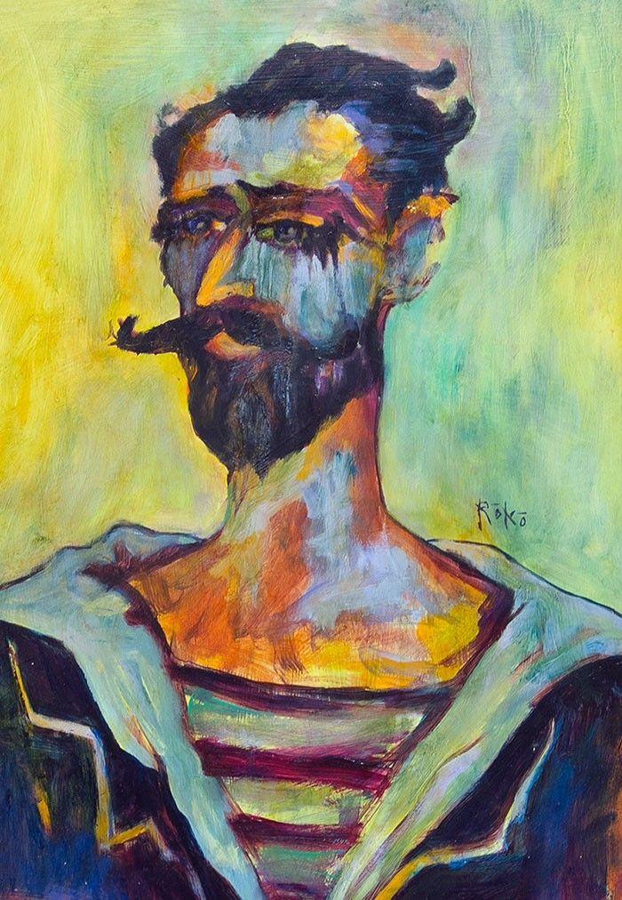 Мастер постиндустриального искусства
