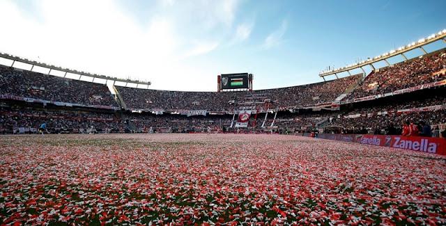 História do Estádio Monumental de Nuñez