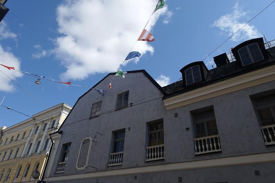 Helsinki's City Museum(Helsingin kaupunginmuseo/Sederholmin talo)