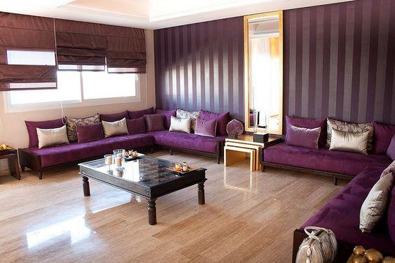 - Nouveau Salon Marocain