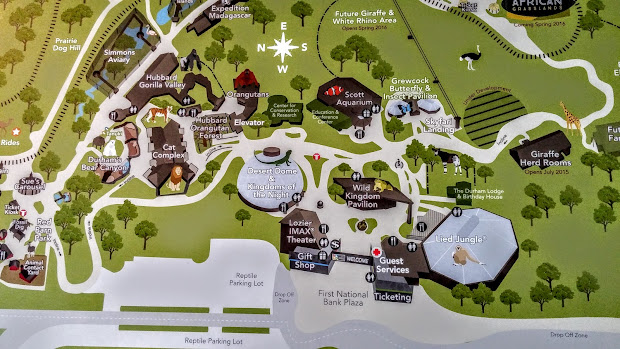 Omaha Henry Doorly Zoo Map 208 - Year of Clean Water on kansas city zoo, dallas texas zoo, omaha zoo,