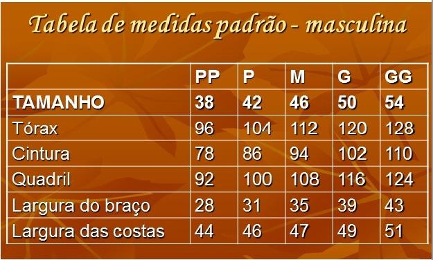 Resultado de imagem para TABELA DE MEDIDAS FEMININAS EM CROCHE