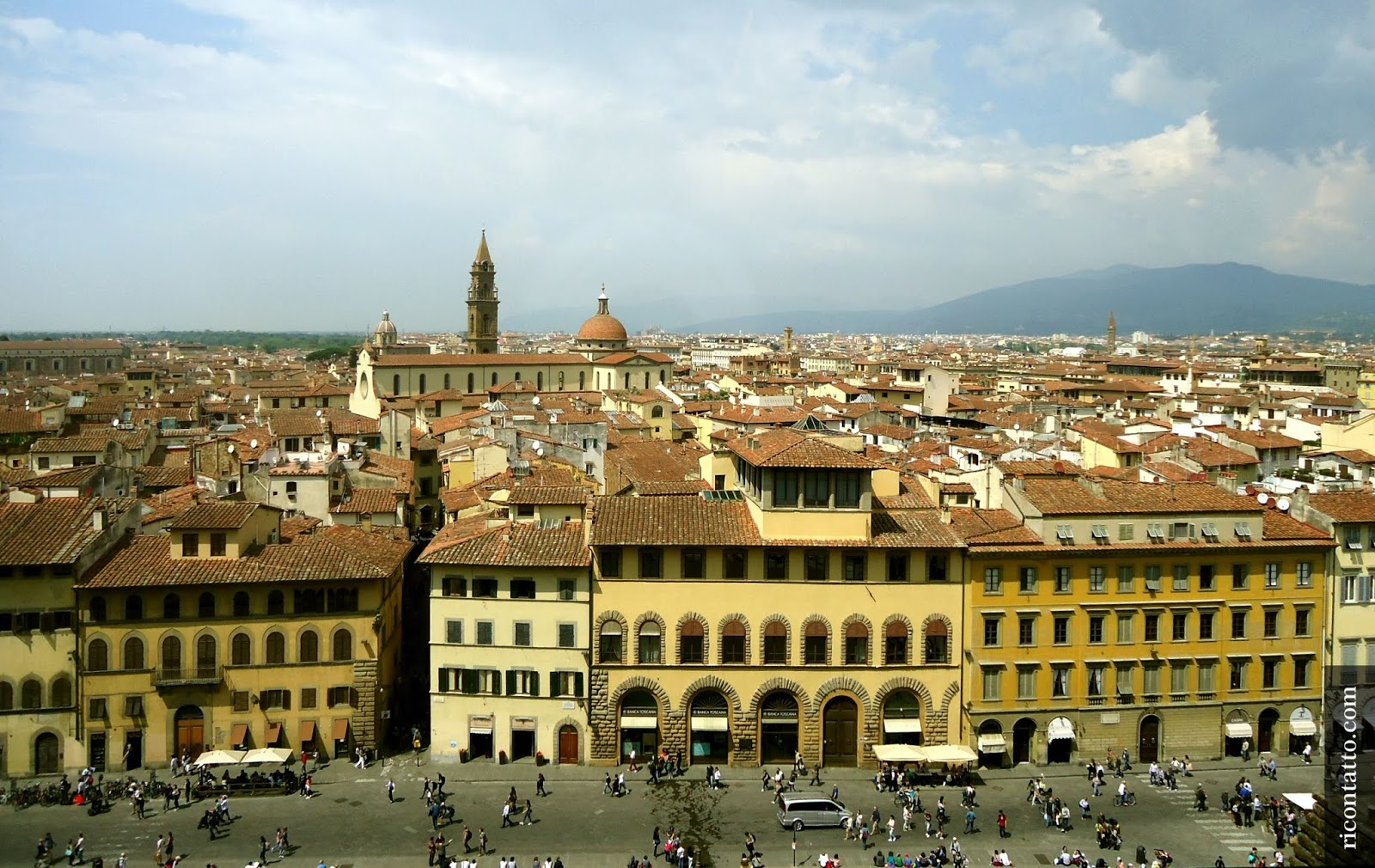 Firenze, Toscana, Italy - Photo #01 by Ricontatto.com