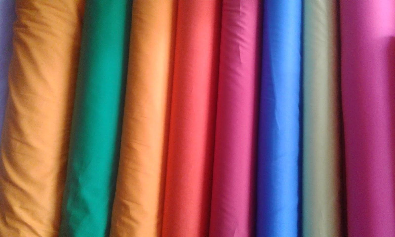 Ciri dan Kelebihan Kain Katun Jepang - Model Gamis Syar'i