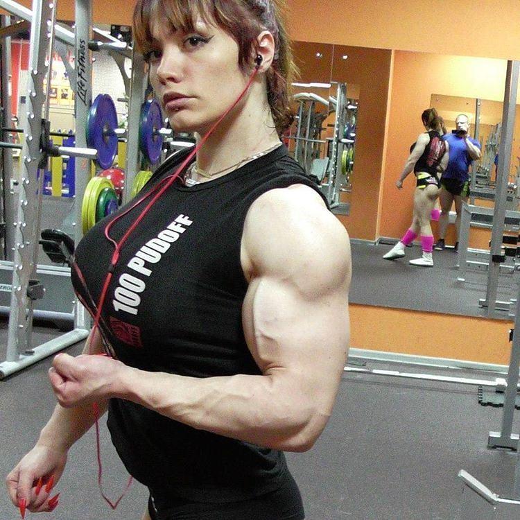 Natalya Kovalyova | Beautiful Muscle Girls