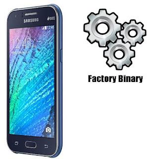 Samsung Galaxy J1 SM-J100M Combination Firmware