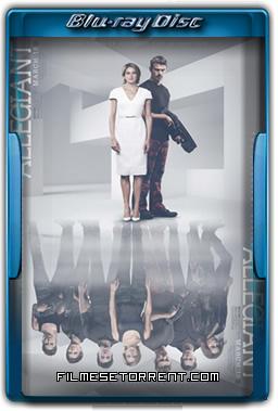 A Série Divergente - Convergente Torrent 2016 720p e 1080p BluRay Dual Audio
