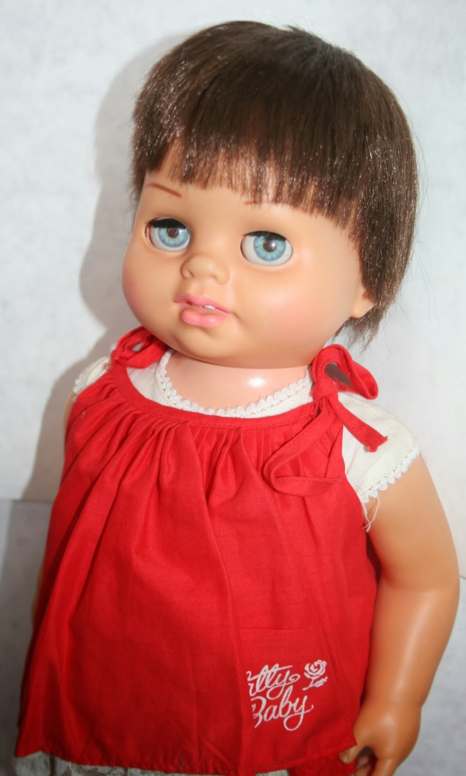 Planet Of The Dolls Doll A Day 48 Chatty Baby