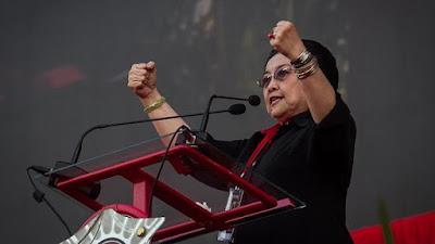 Megawati Janji Akan Salurkan Aspirasi Perawat ke Presiden Jokowi - Info Presiden Jokowi Dan Pemerintah