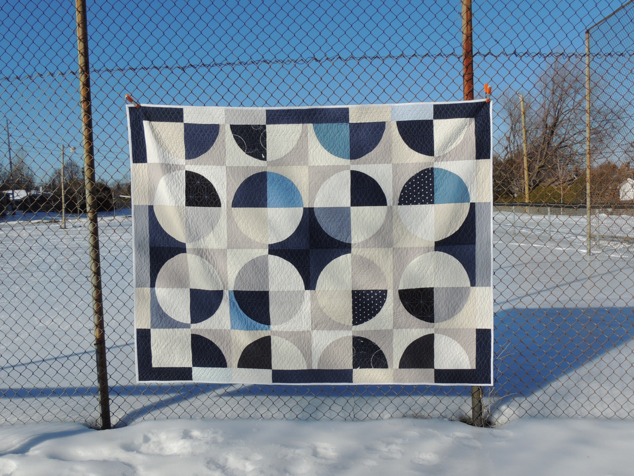 Week #43: Stacey Lee O'Malley - SLOstudio - 52 Quilters