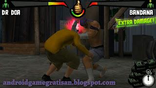 Gameplaynya sendiri cukup unik dan sedikit berbeda dari game fighting kebanyakan Game:  The Con, Game Fighting dengan gameplay yang unik ala petarung jalanan
