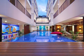 All Position at FAME Hotel Sunset Road Bali