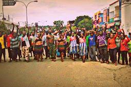 Polisi Minta Penangkapan 106 Aktivis KNPB Sorong Tak Diberitakan