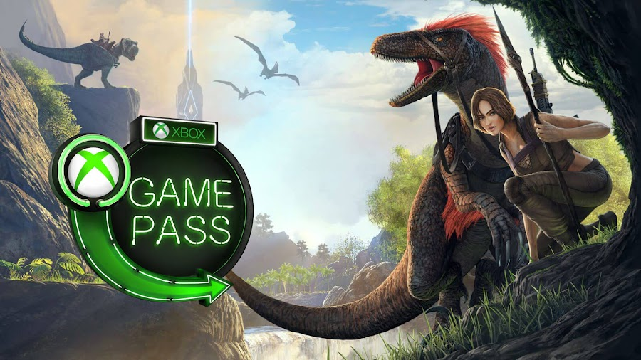 xbox game pass 2019 ark survival evolved