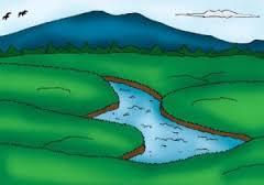 Lingkungan alami dibuat oleh alam untuk kehidupan manusia