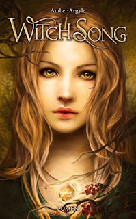 Witch song de Amber Argyle