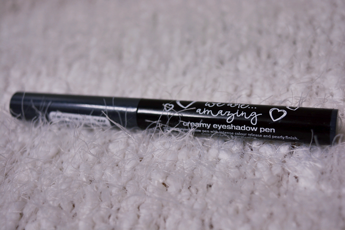 essence we are… creamy eyeshadow pen