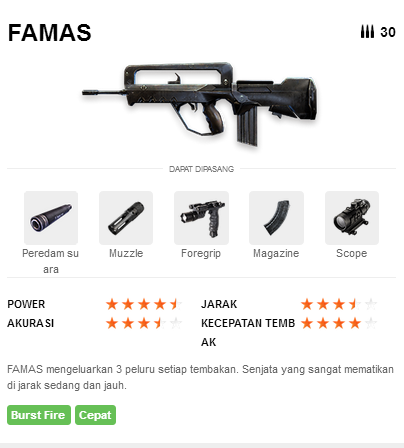 RumahGame Perbedaan Senjata SMG dan Assault Rifle AR di