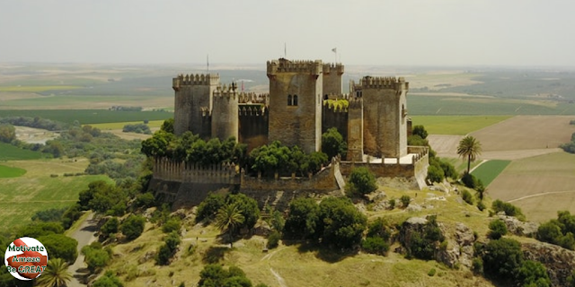 "Feature in the article: ""8 Marketing Lessons You Can Learn From ""Game of Thrones"""". Represents real life spanish castle that is featured in the HBO series."