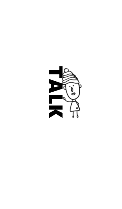 I and talk