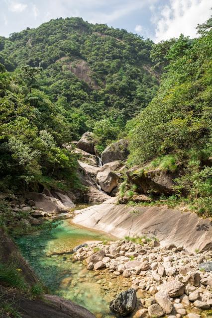 čína, cestování, info o číně, žluté hory, huangshan, posvátné hory,
