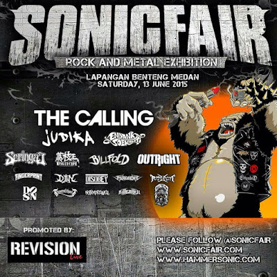 Festival Ekspo Musik Rock & Metal Medan