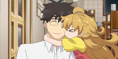 rekomendasi anime Amaama to Inazuma
