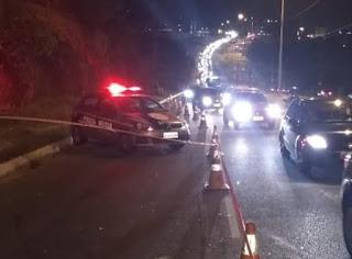 Homem morre após ser arrastado por caminhão na Paraíba
