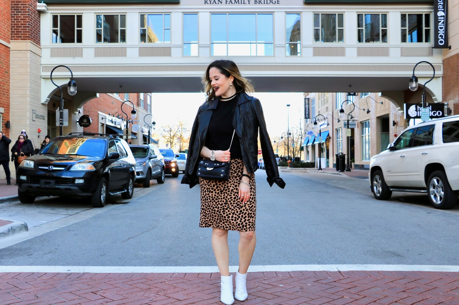 Nyc fashion blogger Kathleen Harper's spring outfits