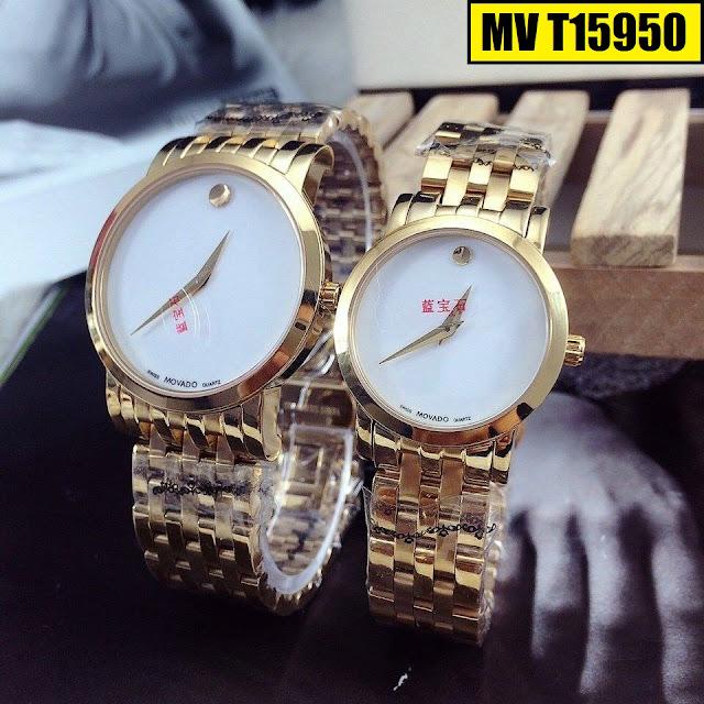 Đồng hồ đôi MV T15950