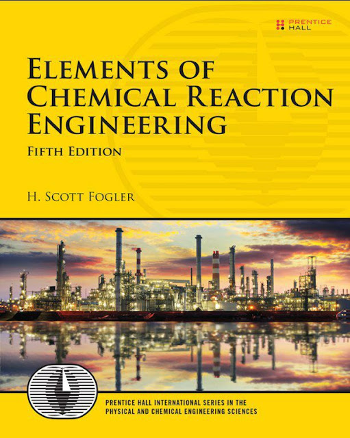 Elements of Chemical Reaction Engineering chemistry ebook