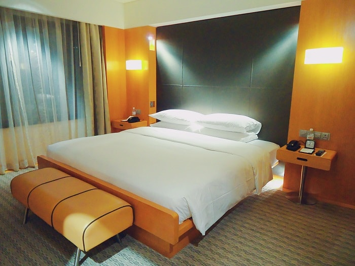 Review: Grand Hyatt Singapore
