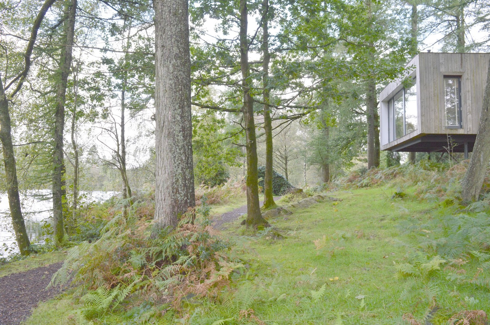 The Jetty Spa Trail at the Gilpin Lakehouse, Windermere