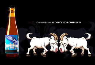 Cerrator, una cerveza tipo Doppelbock, ganadora del IV Concurso Homebrewer