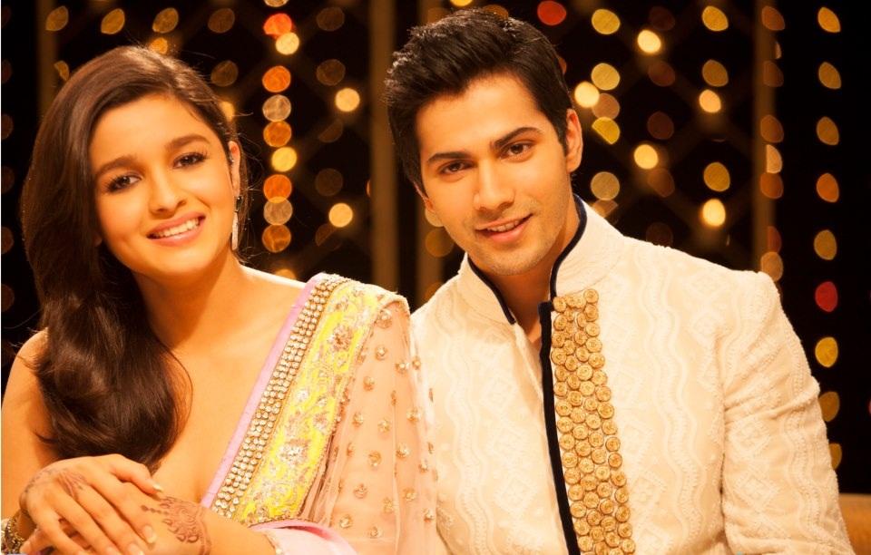 ... Valentine Of Bollywood : Varun & Alia   Spicy Bollywood Masala