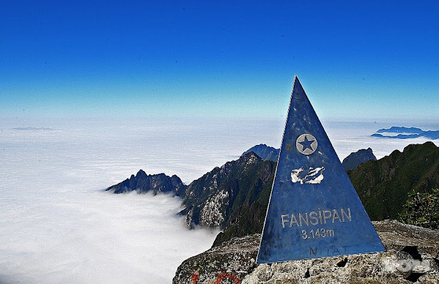 Top highest mountains in Vietnam