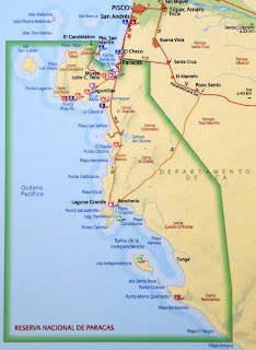 Qué ver en Pisco y Paracas, tours Paracas, Islas Ballestas, Candelabro Paracas