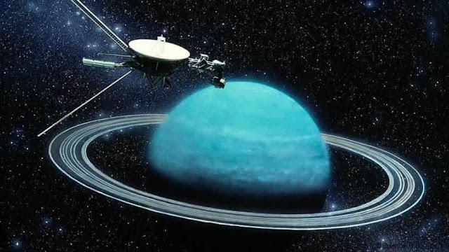 Güneş Sistemi'nde Bulunan Muhteşem Gezegenleri Sayısı: Uranüs - Kurgu Gücü