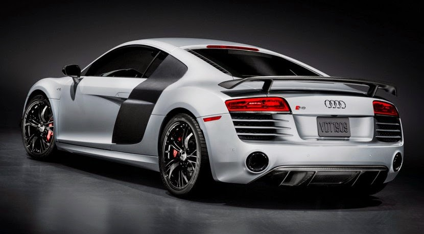 The new Audi R8