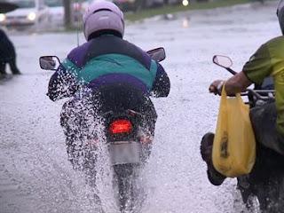 Chuvas continuam em parte da PB e temperaturas podem marcar até 17ºC